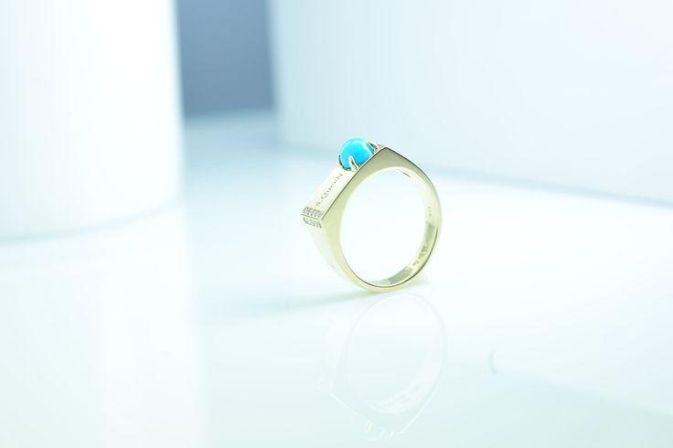 Apollon Truquoise Ring