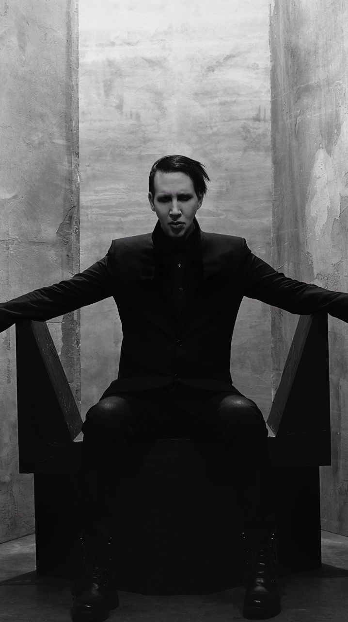 Marilyn Manson - the pale emperor