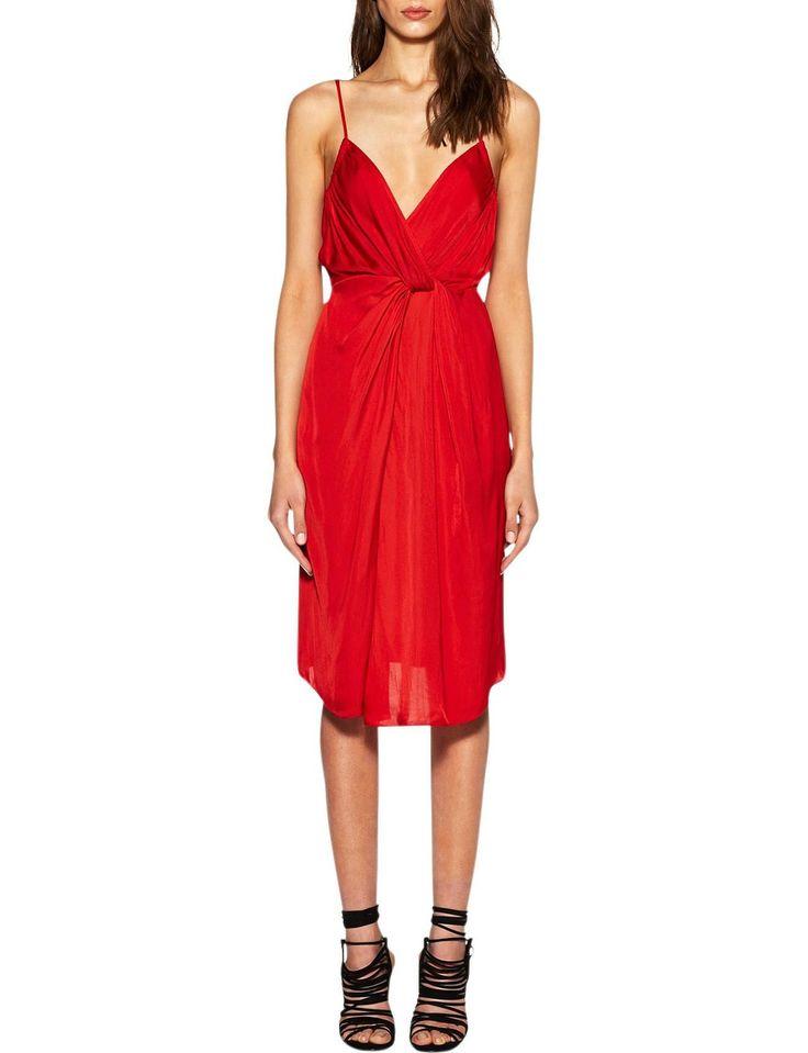Casablanca Wrap Dress | David Jones