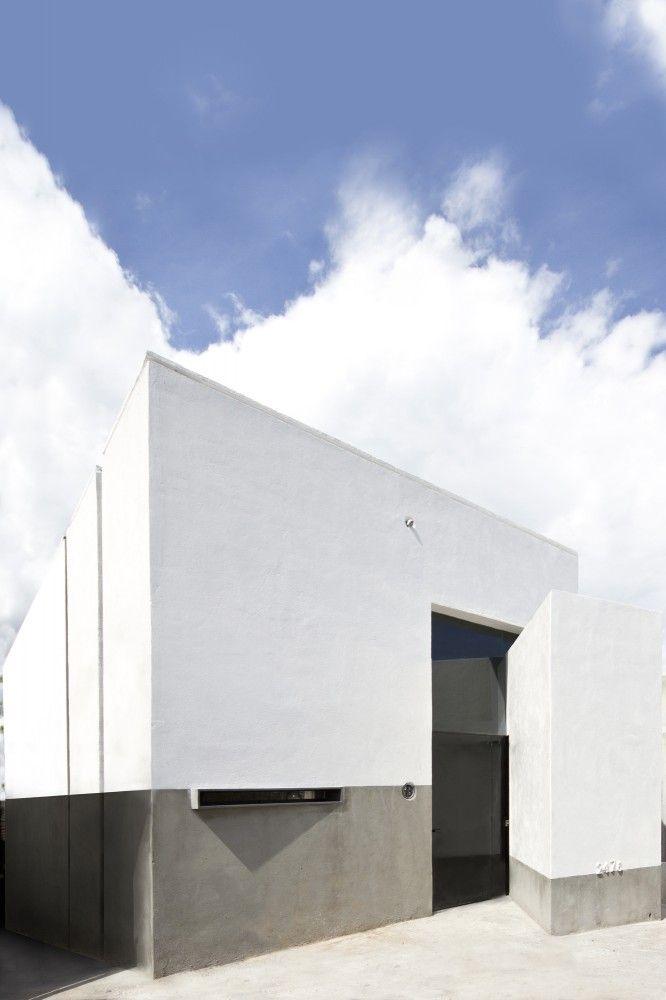 Architects: Jesus Davila Architects   Location: San Felipe, Aguascalientes, Mexico   Area: 73 sqm   Year: 2012
