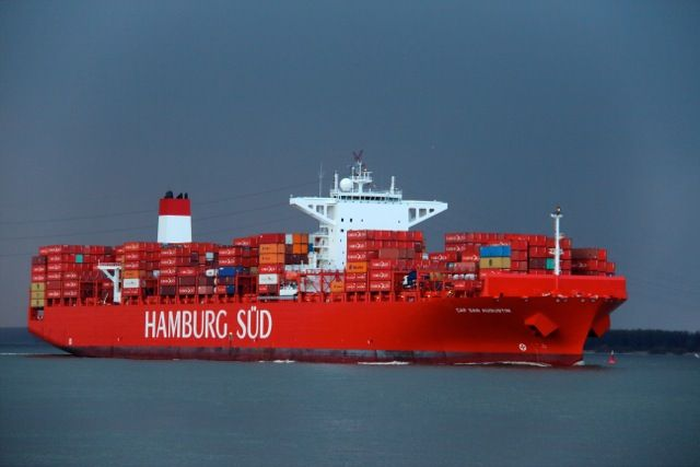 . Hamburg Sud - Global demand for transportation is outpacing delivery and construction of much needed NEW units globally........⚓️⚡️✌️☝️