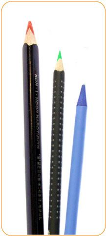 10 Tippy Top Colored Pencils Tips for Beginners - http://makingartfun.com/htm/f-maf-art-library/colored-pencil-tips.htm