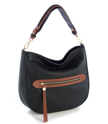 Sofia Hobo Bag {Black}