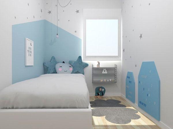 Colores para habitaciones infantiles diferentes. Dormitorios ...