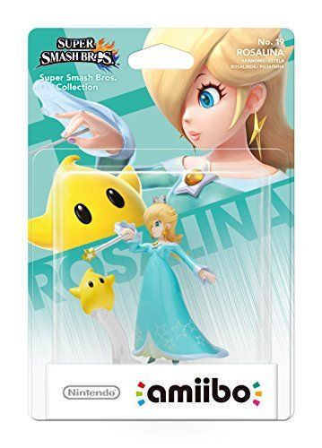 Nintendo amiibo Super Smash Bros. - Rosalina (Nintendo Wii U/3DS) by Nintendo, http://www.amazon.co.uk/dp/B00Q6A56C0/ref=cm_sw_r_pi_dp_iU0Lub0MQ58GR