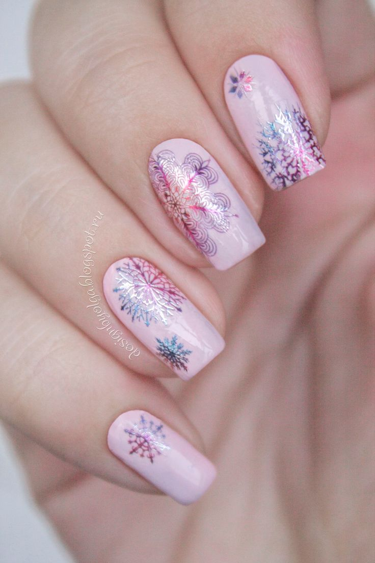 48 best FLASH nails images on Pinterest   Nail decals, Foil nails ...