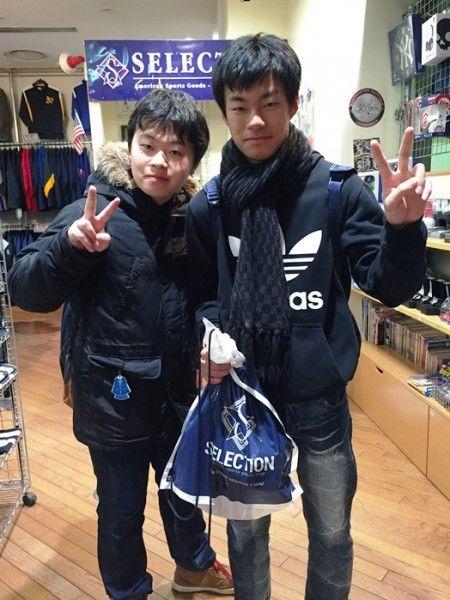 【大阪店】2015.03.12 卒業旅行に遊びに来て頂けました(*^_^*)まだまだ大阪楽しんで下さいネ♫スナップご協力ありがとうございます~
