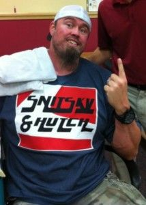 Snitsky & Hutch - exclusively w/ UnPaved Clothing Co