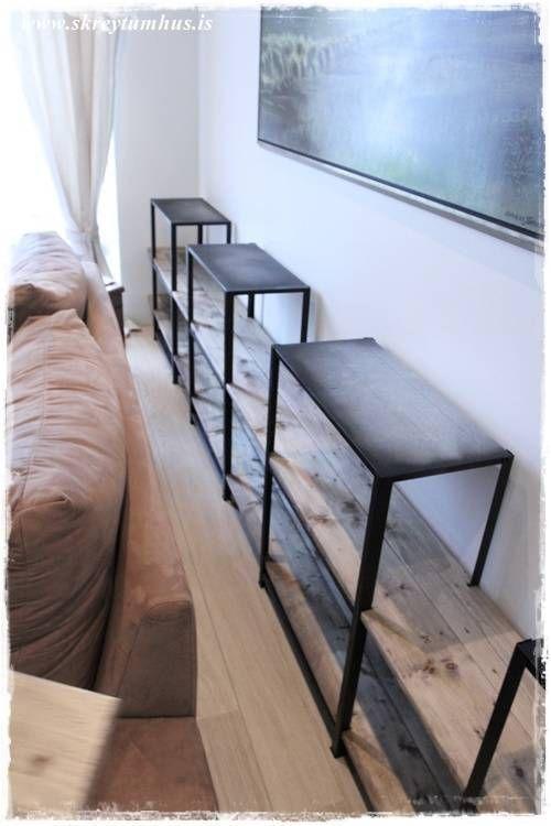 Hyllis Ikea Hack – DIY… | Skreytumhús.is