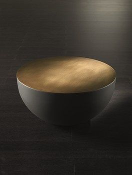 Meridiani new finish - Bronzed Brass