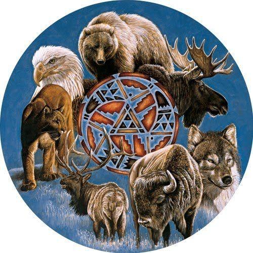 Animal Guide: Native American Animal Totems