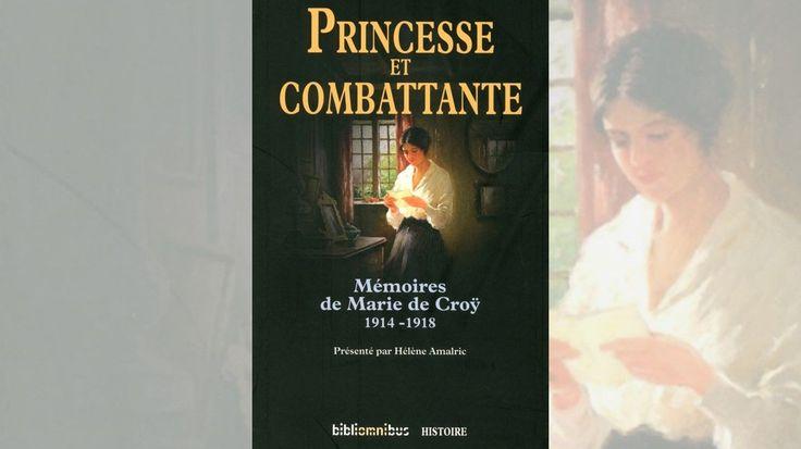 Au cœur de la Première Guerre mondiale, dans la zone occupée par l'ennemi, la princesse Marie de Croÿ met son château au service d'une filière d'évasion, au péril de sa vie.