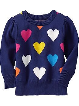 Graphic Sweaters for Baby