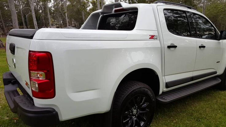 New 2017 Holden Colorado - Brisbane Holden Dealer Visit http://www.villageholdenpetrie.com.au  http://www.villageholdenredcliffe.com.au