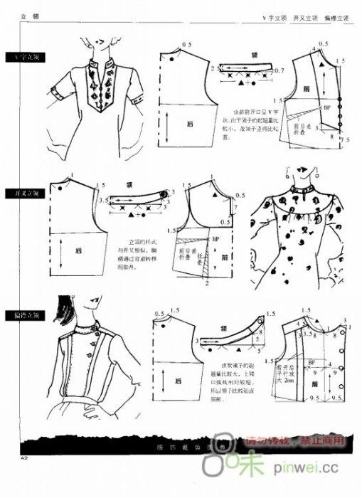 Modellering delar av damkläder. Diskussion om LiveInternet - Russian service Online Diaries