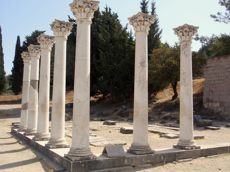 Traveling to #Kos island? Do you know that it is the sacred place of semi-god Asclepius?   Learn about the island's mythology here: