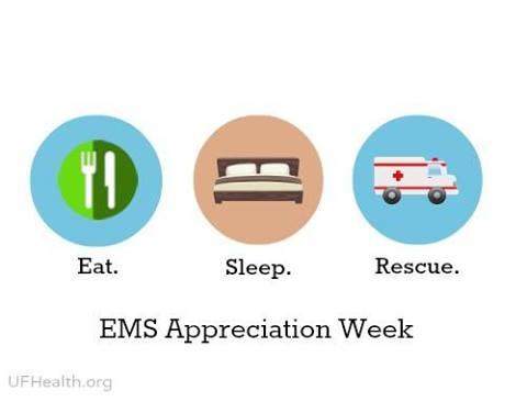 Happy EMS week!