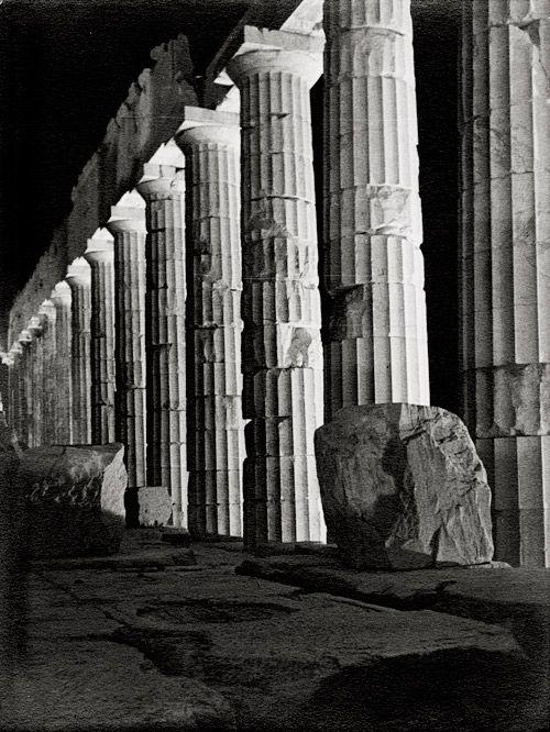 Alfred Eisenstaedt: Acropolis, Athens, 1934
