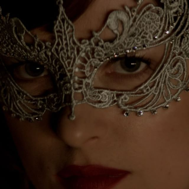 Tomorrow, slip into something a shade darker. #FiftyShadesDarker