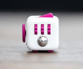 Fidget Cube With Button Anti-Irritability Stress Relief Toy for Adults and Children