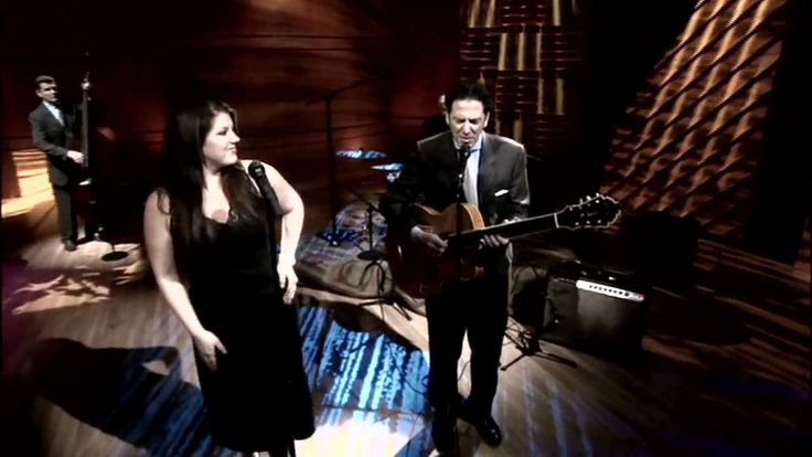 Legends of Jazz: Jane Monheit & John Pizzarelli - They Can't Take That Away from Me...