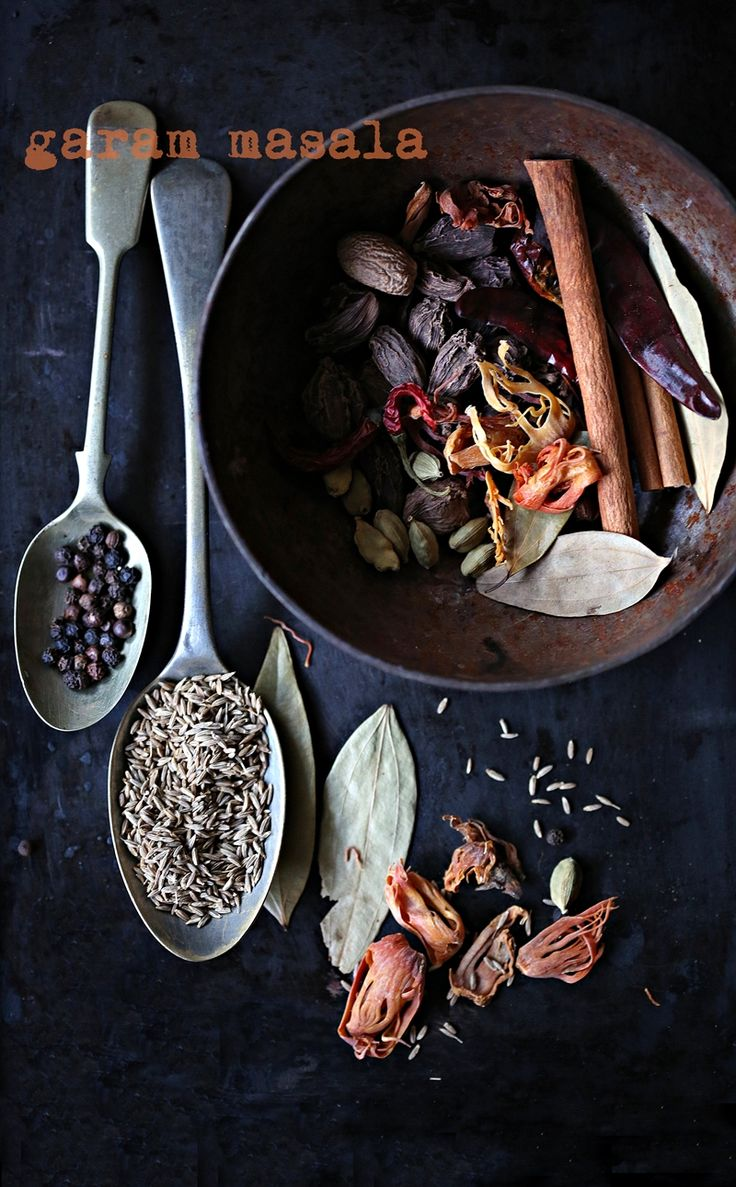 Garam Masala Spices | Passionate About Baking