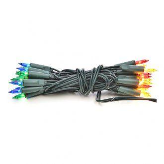 Luci natalizie 35 pisellini multicolor per interni | vendita online su HOLYART