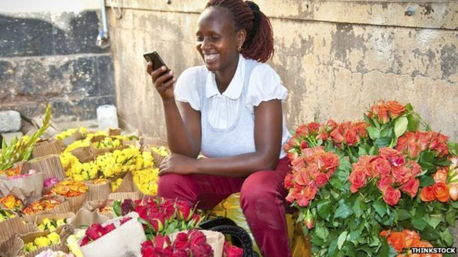 """Sometimes called """"telephone farmers"""", they are making use of a growing number of technologies and platforms to help them choose and manage their crops more efficiently.  And mobile devices are giving a growing number of them the ability to do this while continuing to live and work in the city.  As US President Barack Obama said during his recent visit to the country: """"Kenya is on the move."""""""