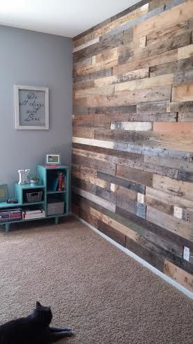 17 Best images about Pallet Wall on Pinterest   Rustic ...