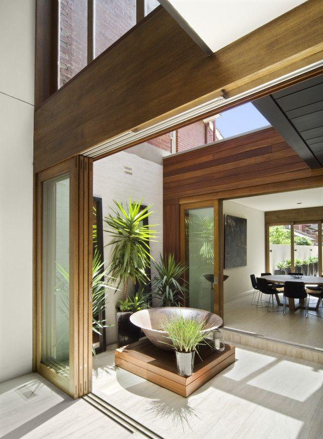 1000 images about atrium home design ideas on pinterest for Atrium inside house