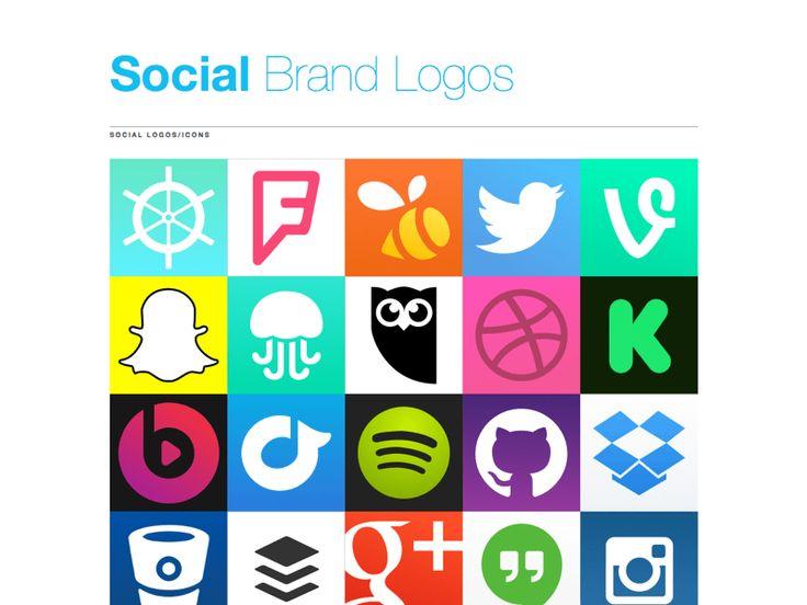 Image result for app logos Social media branding, Logo