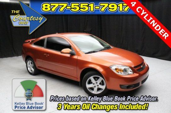 Coupe, 2005 Chevrolet Cobalt LS with 2 Door in Phoenix, AZ (85014)