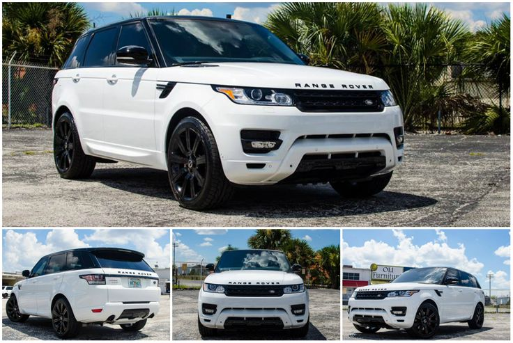 Range Rover Sport by Ultimate Auto – The Storm is Over