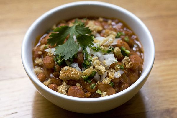 Frijoles charros is one of my favorite dishes for fall and winter. It's also one of the most popular recipes on my blog.