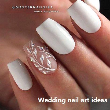 Mais informaçõesEncontre este Pin e muitos outros na pasta Nails   – Lovely Wedding nails