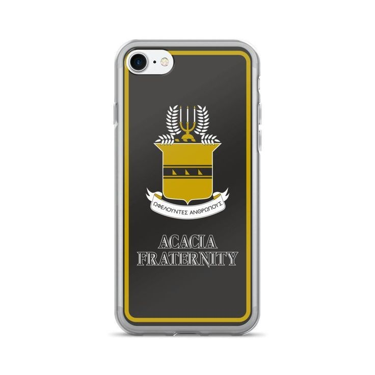 Acacia Fraternity iPhone 7 Case