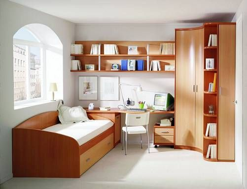 Arquitectura y decoracion de interiores: DORMITORIOS JUVENILES MODERNOS