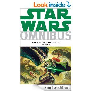 Amazon.com: Star Wars: Tales of the Jedi Omnibus Volume 2 eBook: Tom Vwitch, Kevin Anderson, Various: Kindle Store