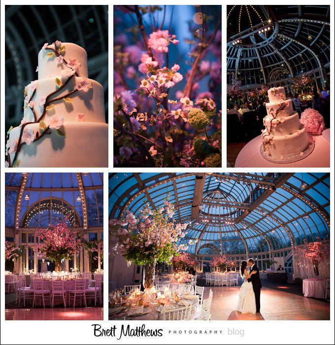 Brooklyn Botanic Gardens Wedding