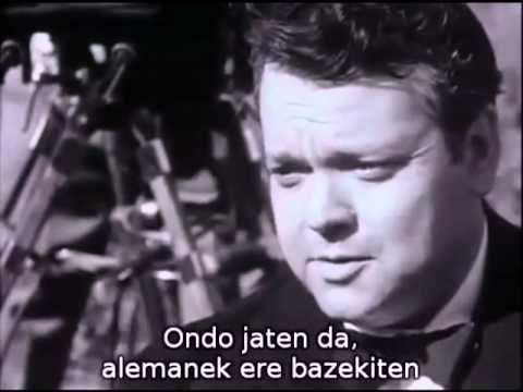 The Land of the Basques - Orson Welles