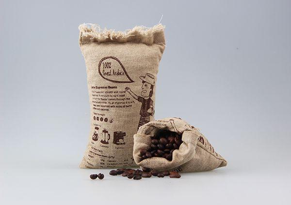 Фирменный стиль: органическая упаковка