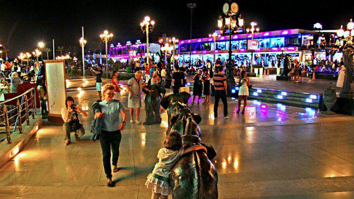 Soho Square, Sharm El Sheikh