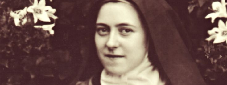 """St. Therese of Lisieux, the ever-popular and loved patron saint, affectionately known as """"The Little Flower"""", has her feast day on October 1st.  Catholics the world over devoted to this great saint of The Little Way begin a novena asking for her intercession for their special intention on September"""
