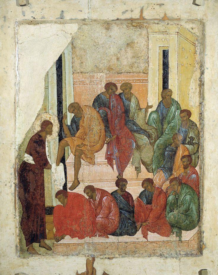 Омовение Ног 1497