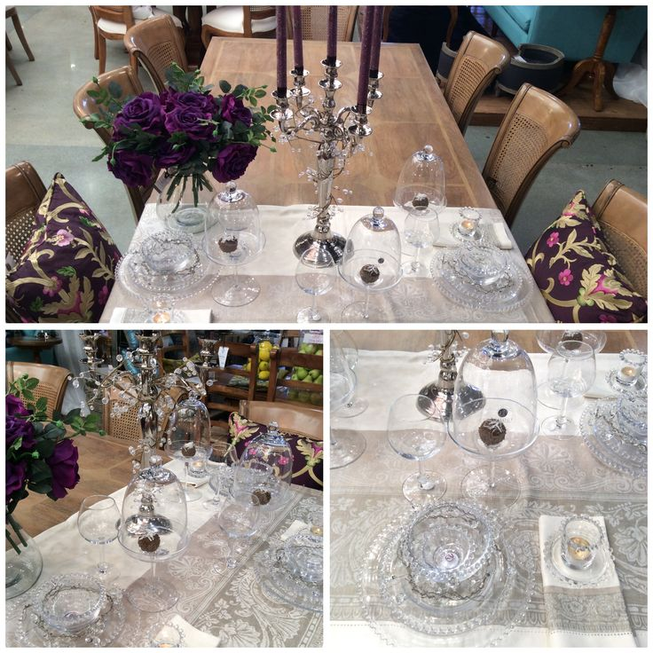EXCLUSIVE   Create a unique Christmas table this year with our exclusive table linen and glassware. 250 Stirling Hwy, Claremont