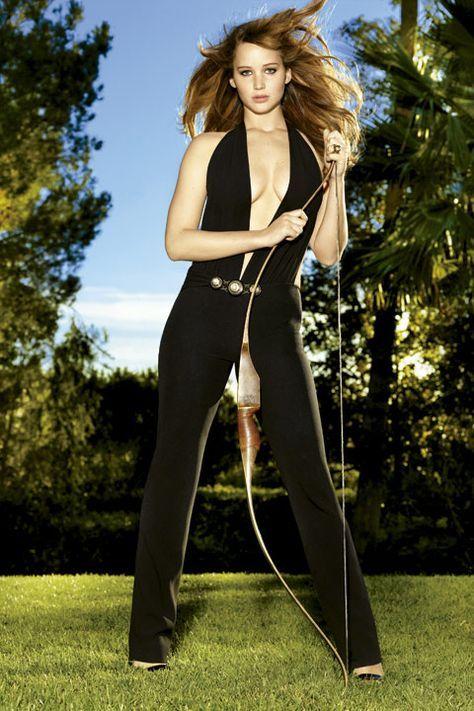 Jennifer Lawrence - www.facebook.com/ILoveHotAndCuteCelebrities