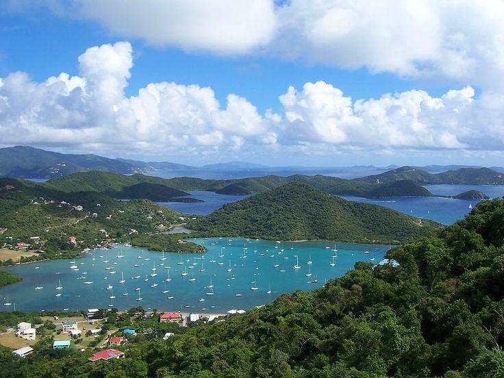 Virgin Adaları'nın sessiz köşesi: Coral Bay
