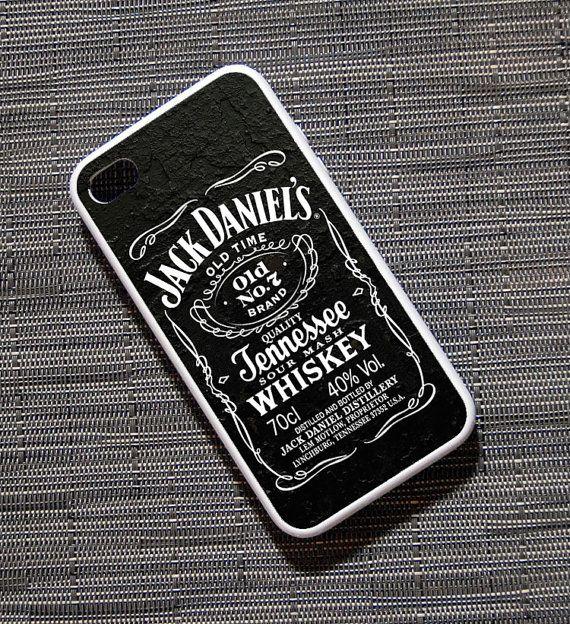 Jack Daniels Body IPhone 5 Case,iPhone 4/4s Hard Case