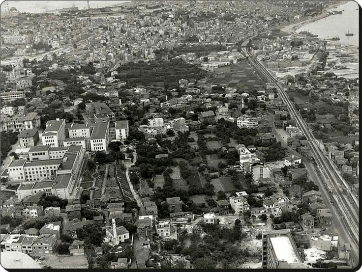 1950-60 Cerrahpaşa Hastanesi