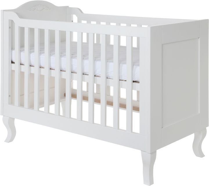 Buy Your Kidsmill Romance White Brush Cot Bed 70 X 140 Online Now At House Of Fraser